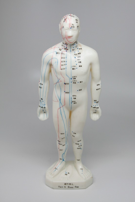 Tong Ren Healing Acupuncture Doll (old)